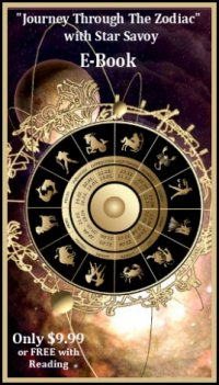 E-Book, Journey through the zodiac with Star Savoy